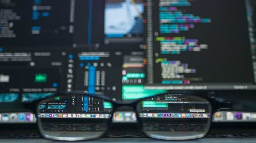 Computer data depth of field